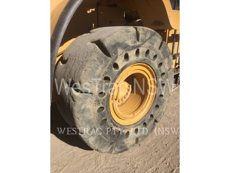 CATERPILLAR WHEEL LOADERS/INTEGRATED TOOLCARRIERS 972H equipment  photo 11