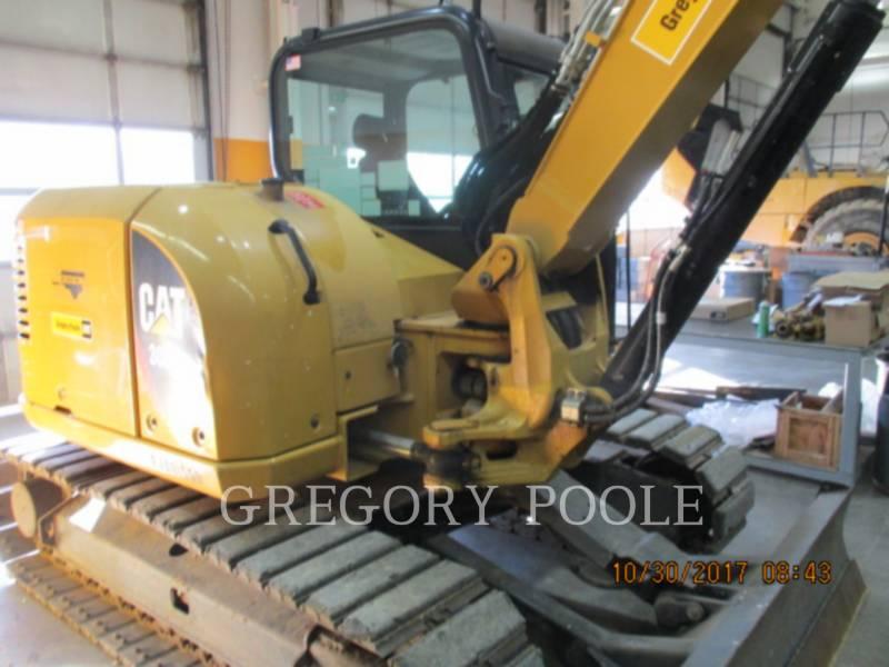 CATERPILLAR TRACK EXCAVATORS 308E2 CR equipment  photo 2