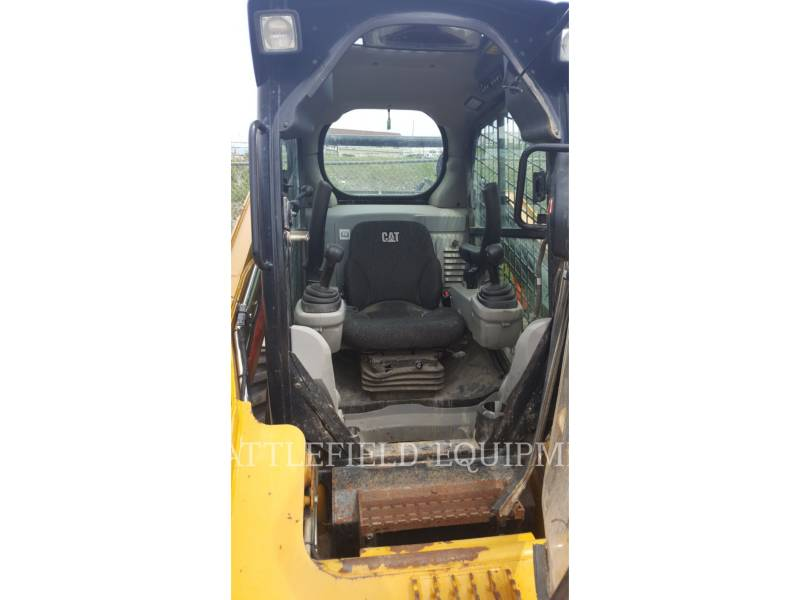 CATERPILLAR SKID STEER LOADERS 262C equipment  photo 11