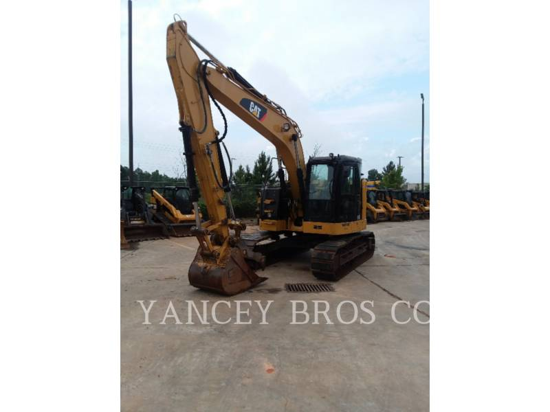 CATERPILLAR TRACK EXCAVATORS 314 W-THMB equipment  photo 1
