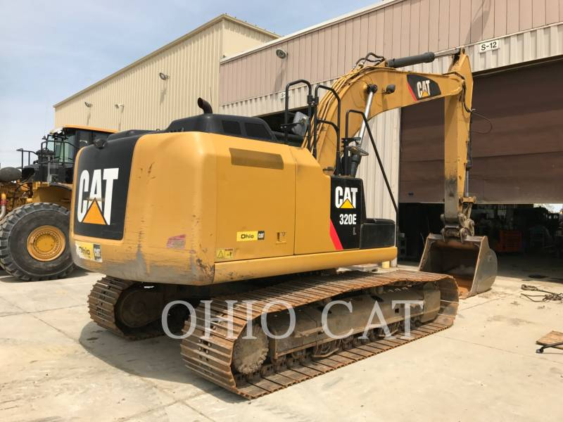 CATERPILLAR KETTEN-HYDRAULIKBAGGER 320EL DCA1 equipment  photo 5