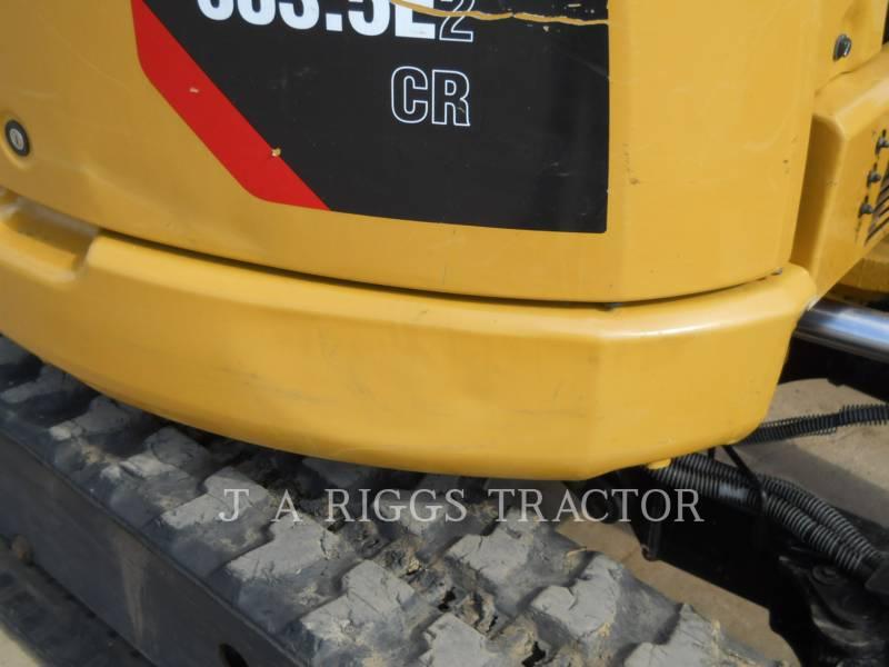 CATERPILLAR EXCAVADORAS DE CADENAS 303.5E2CR equipment  photo 18