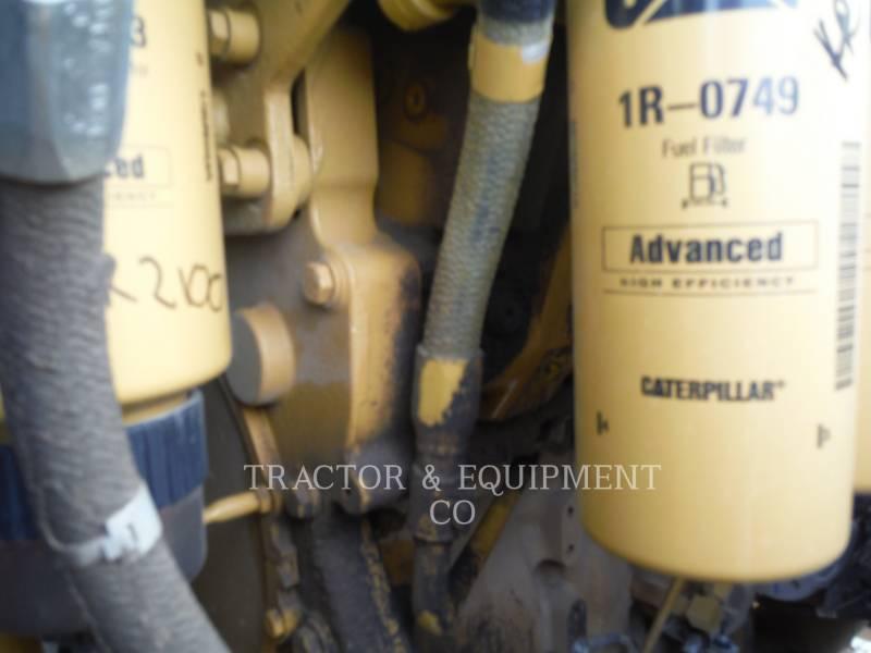 CATERPILLAR WHEEL TRACTOR SCRAPERS 627H equipment  photo 11