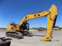 Equipment photo Caterpillar 374FL EXCAVATOARE PE ŞENILE 1