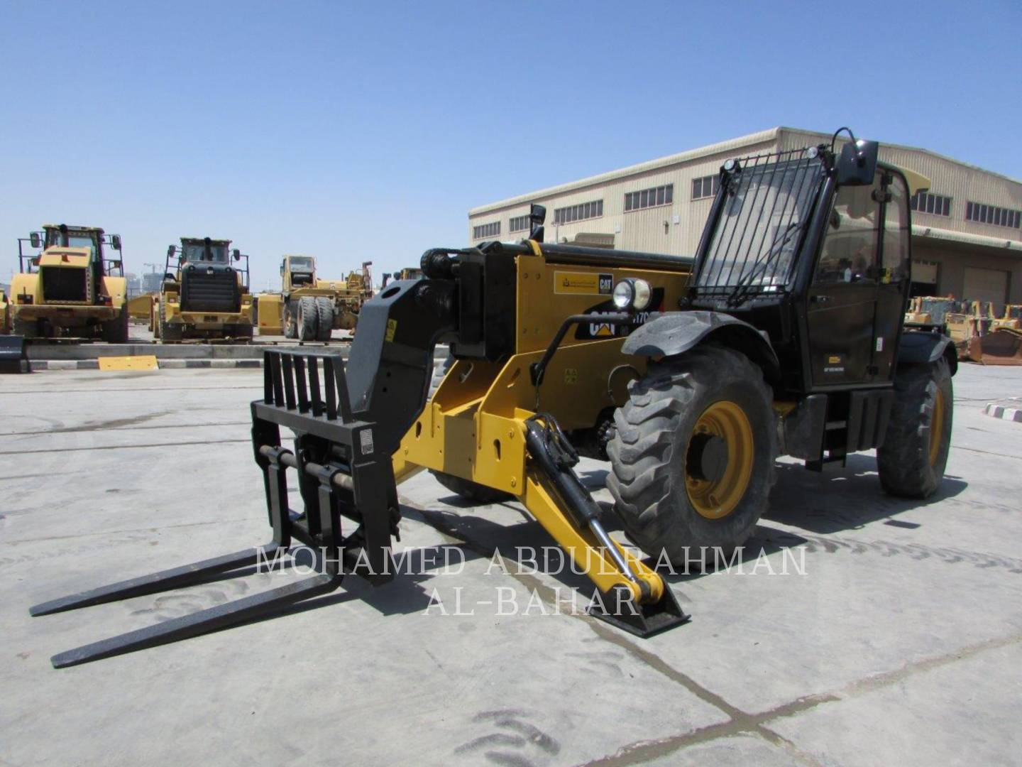 Model # TH417CGCLRC - skid steer loaders