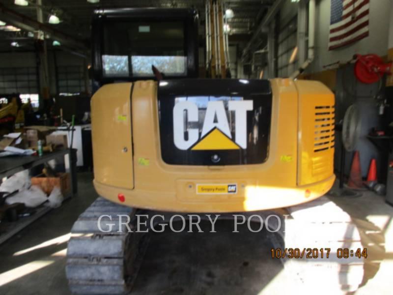 CATERPILLAR TRACK EXCAVATORS 308E2 CR equipment  photo 5