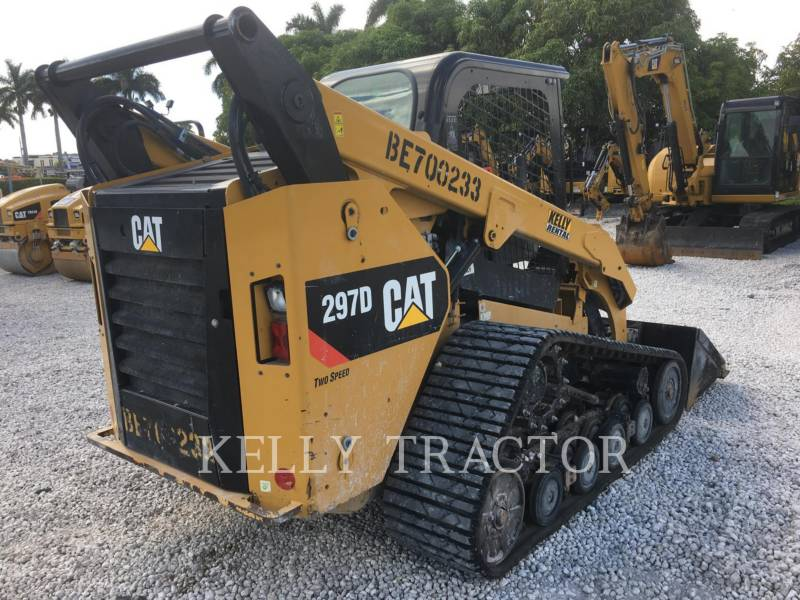 CATERPILLAR MULTI TERRAIN LOADERS 297D equipment  photo 5