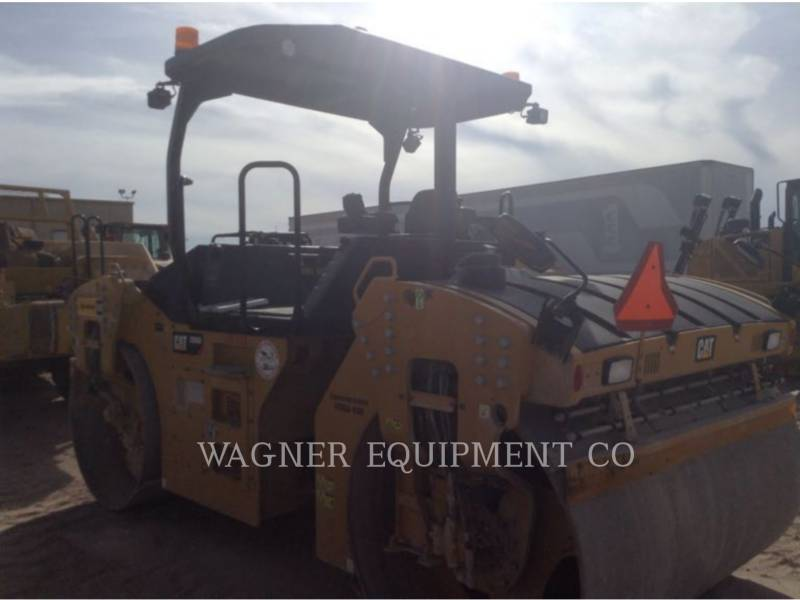 CATERPILLAR COMPACTORS CB66B equipment  photo 3