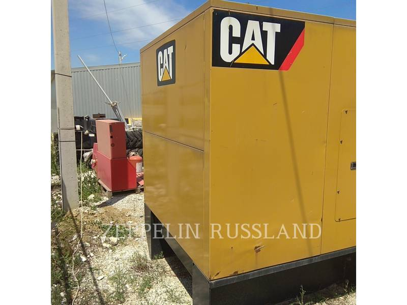 CATERPILLAR STATIONÄRE STROMAGGREGATE C18 equipment  photo 7