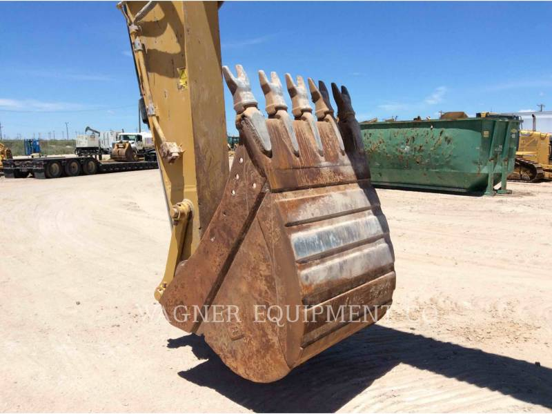 CATERPILLAR TRACK EXCAVATORS 329EL TC equipment  photo 9