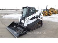 Equipment photo BOBCAT T750 SKID STEER LOADERS 1