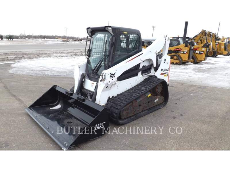 BOBCAT CHARGEURS COMPACTS RIGIDES T750 equipment  photo 1
