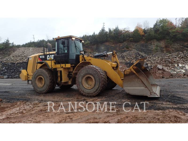CATERPILLAR CARGADORES DE RUEDAS 972K equipment  photo 5