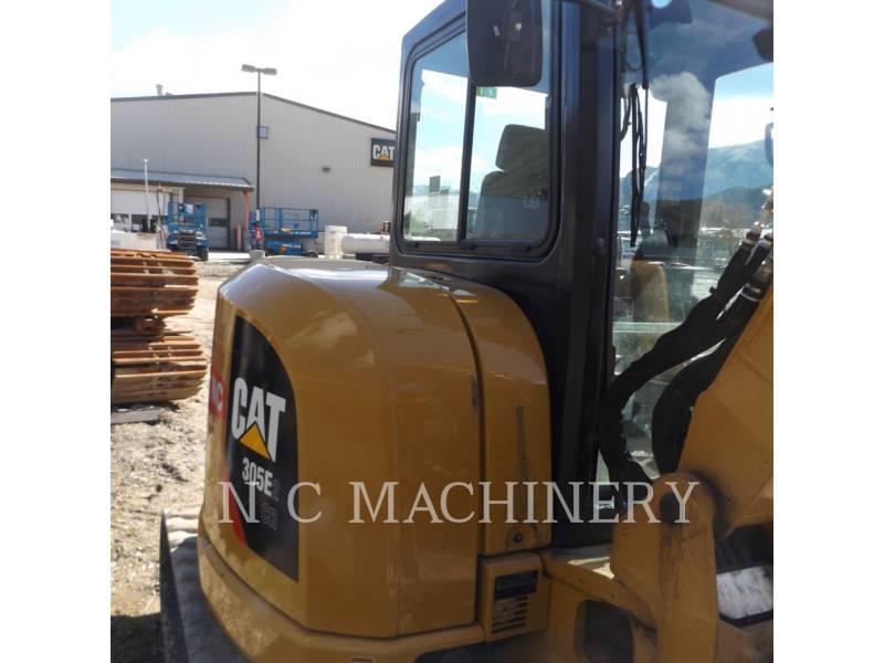 CATERPILLAR TRACK EXCAVATORS 305E2 CRCB equipment  photo 4