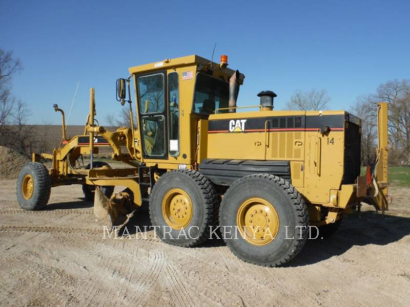 CATERPILLAR MOTONIVELADORAS 140 H  equipment  photo 2