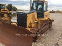 Equipment photo DEERE & CO. 850J LT KETTENDOZER 1