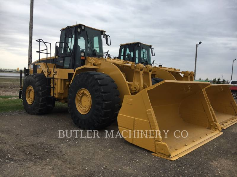 CATERPILLAR WHEEL LOADERS/INTEGRATED TOOLCARRIERS 980G equipment  photo 2
