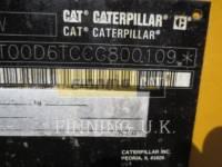 CATERPILLAR TRACK TYPE TRACTORS D6TXW equipment  photo 2