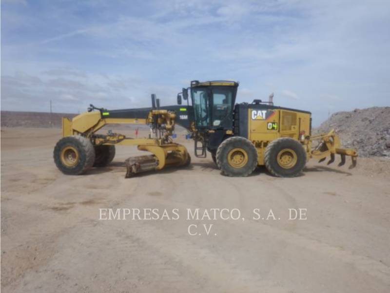 CATERPILLAR MOTOR GRADERS 16M equipment  photo 1