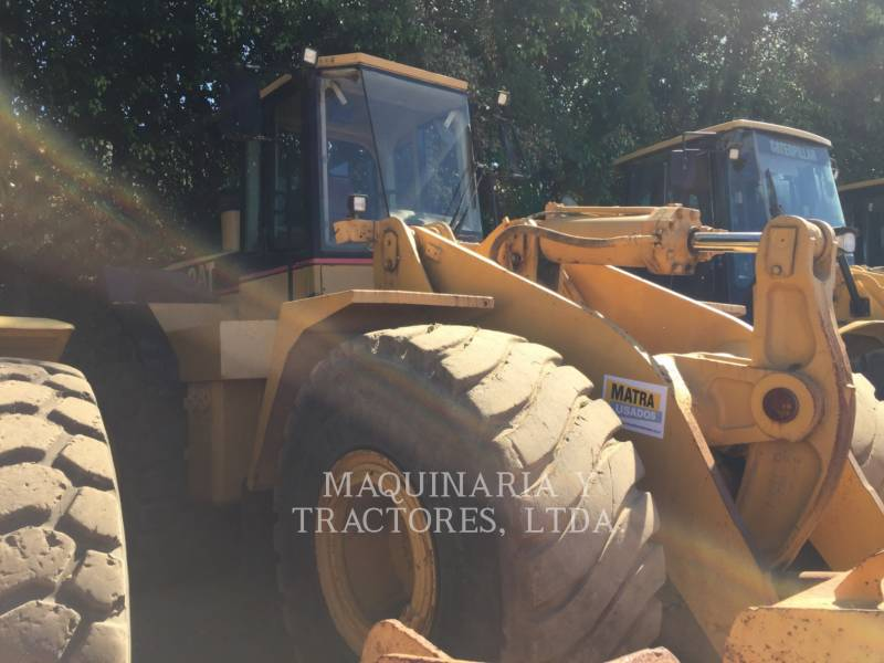 CATERPILLAR CARGADORES DE RUEDAS 966FII equipment  photo 3