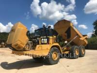 Equipment photo CATERPILLAR 725C TOMBEREAUX ARTICULÉS 1