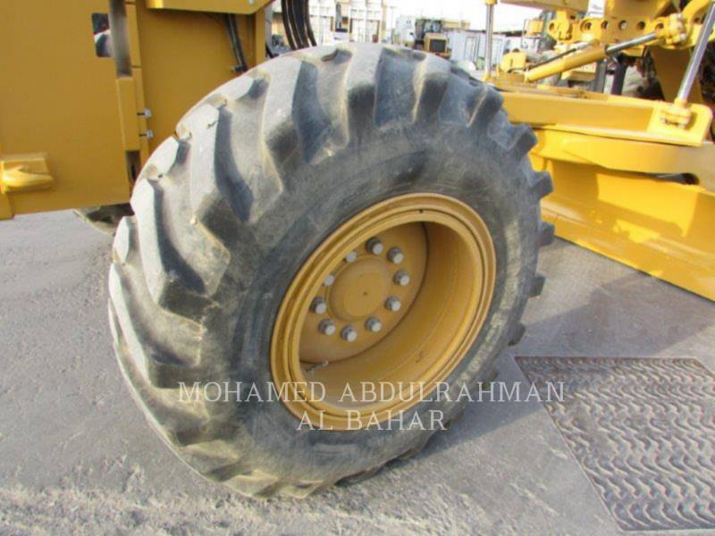 CATERPILLAR MOTOR GRADERS 160 K equipment  photo 14
