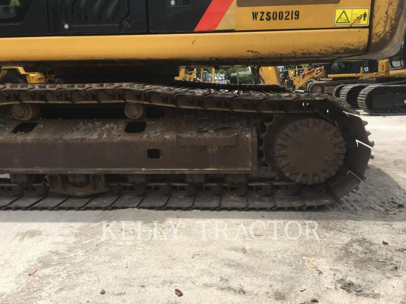 CATERPILLAR KETTEN-HYDRAULIKBAGGER 318EL equipment  photo 10