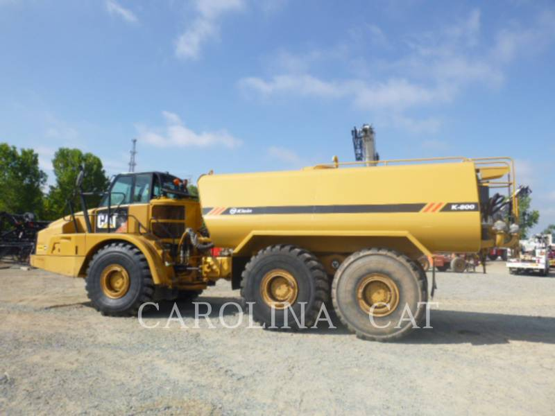 CATERPILLAR ARTICULATED TRUCKS 740B WT equipment  photo 4
