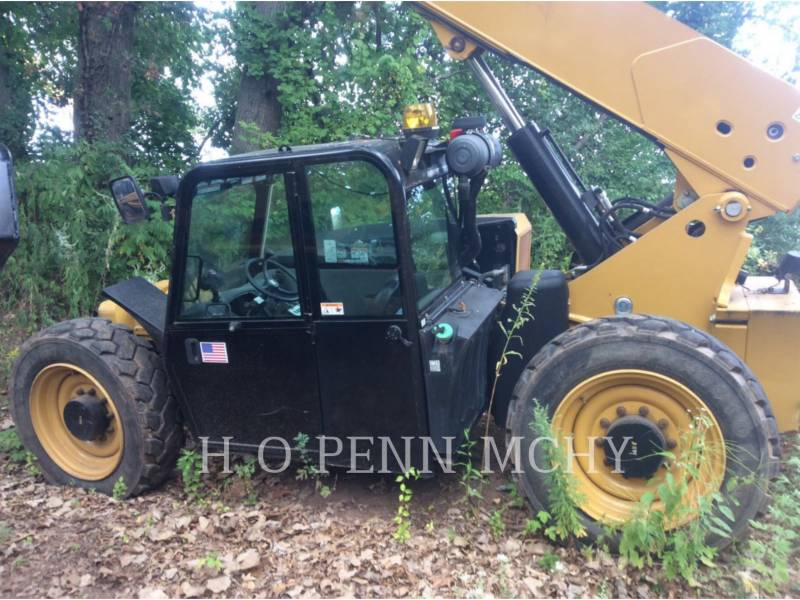 CATERPILLAR TELEHANDLER TL 943 C equipment  photo 12