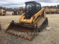 CATERPILLAR CARGADORES MULTITERRENO 277D AC equipment  photo 1