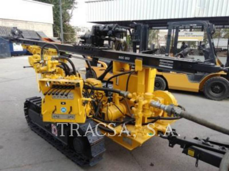 ATLAS-COPCO FOREUSES ROC203 equipment  photo 2