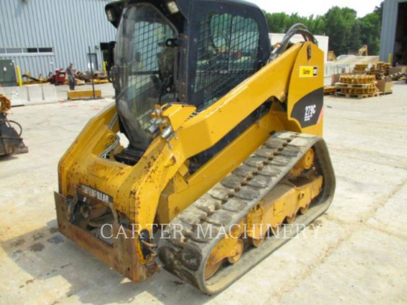 CATERPILLAR MULTI TERRAIN LOADERS 279C ACHF equipment  photo 2