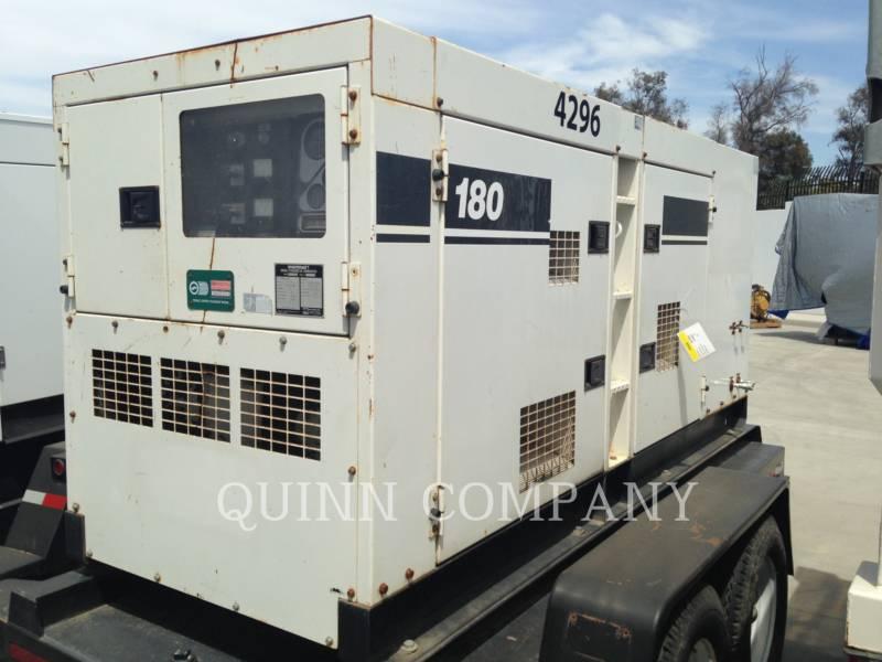 MULTIQUIP Grupos electrógenos portátiles DCA180SSK equipment  photo 3