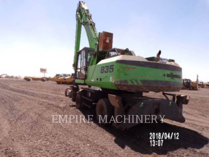 OTHER US MFGRS EXCAVADORAS DE CADENAS 835M equipment  photo 4