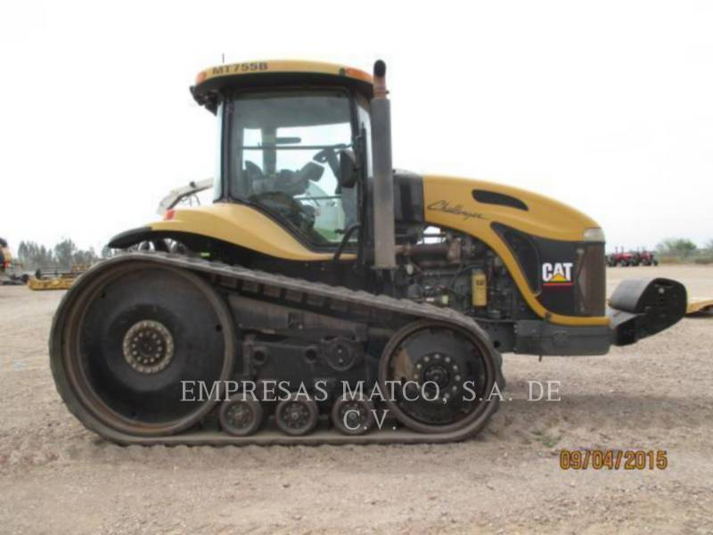 AGCO-CHALLENGER TRACTEURS AGRICOLES MT755B equipment  photo 3