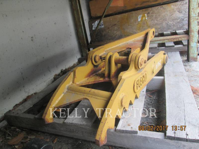 FLECO WT  -THUMB THUMB FOR 308 MINI EXCAVATOR equipment  photo 4