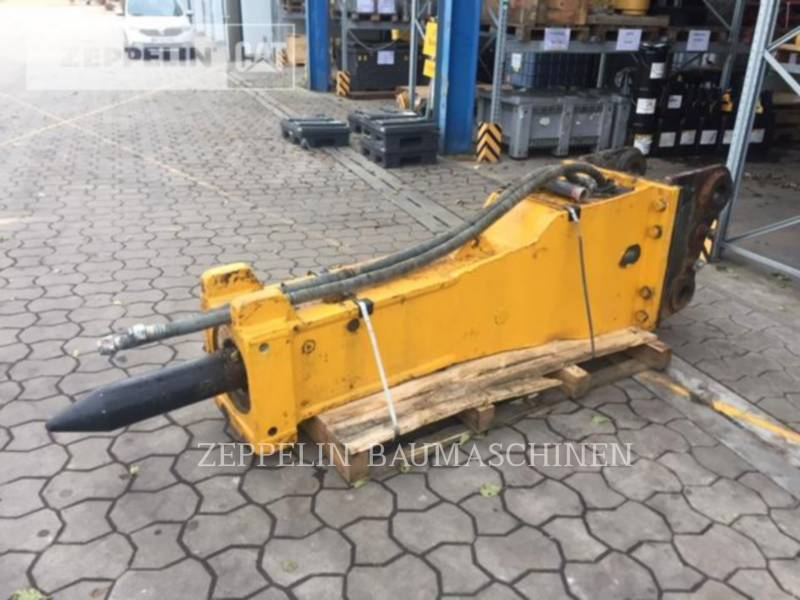ATLAS-COPCO HERRAMIENTA DE TRABAJO - MARTILLO HB 2200 Dust equipment  photo 2