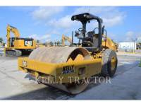 CATERPILLAR VIBRATORY SINGLE DRUM SMOOTH CS56B equipment  photo 3