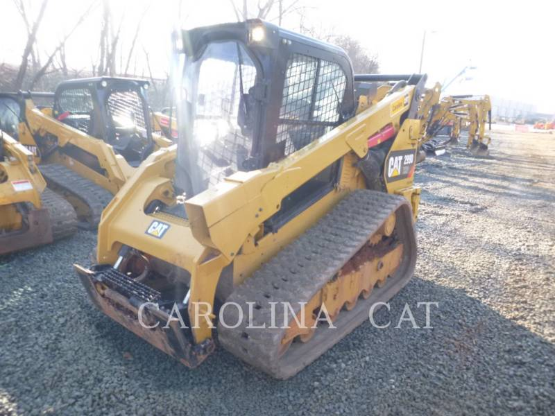 CATERPILLAR PALE CINGOLATE 299DXHP equipment  photo 6