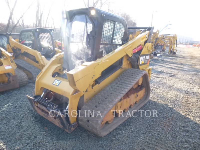 CATERPILLAR CARREGADEIRA DE ESTEIRAS 299DXHP equipment  photo 6