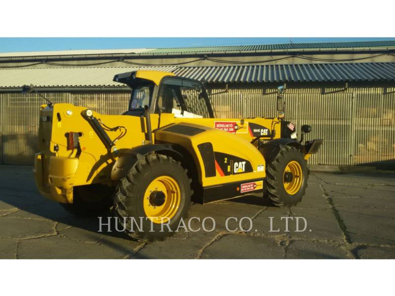 CATERPILLAR TELEHANDLER TH414C equipment  photo 3