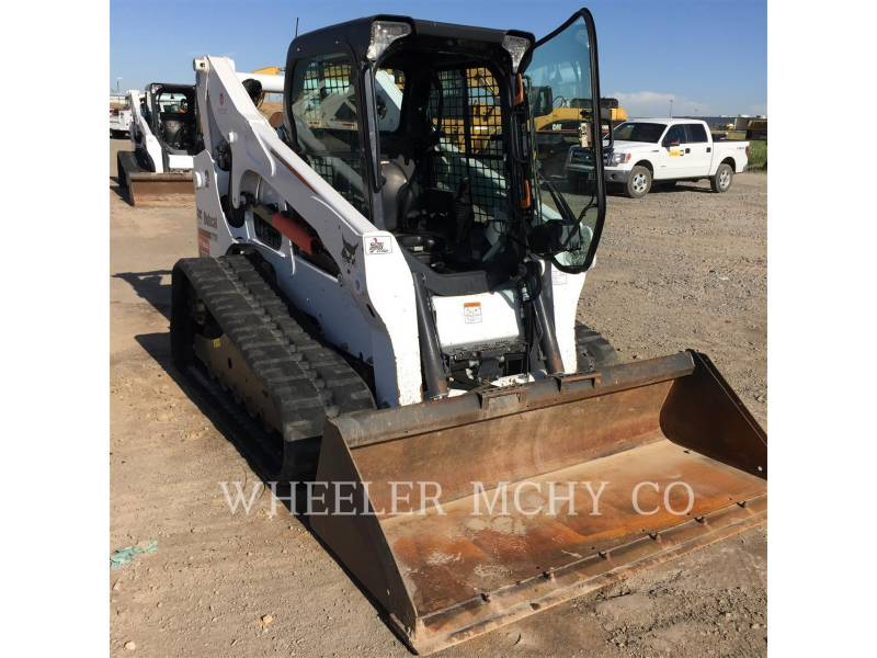 BOBCAT CARGADORES MULTITERRENO T770 equipment  photo 7