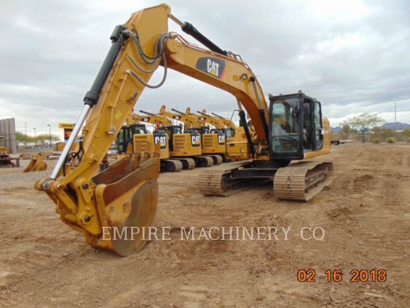 CATERPILLAR ESCAVADEIRAS 323FL equipment  photo 4