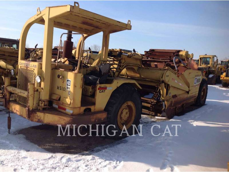 CATERPILLAR WHEEL TRACTOR SCRAPERS 613 equipment  photo 1