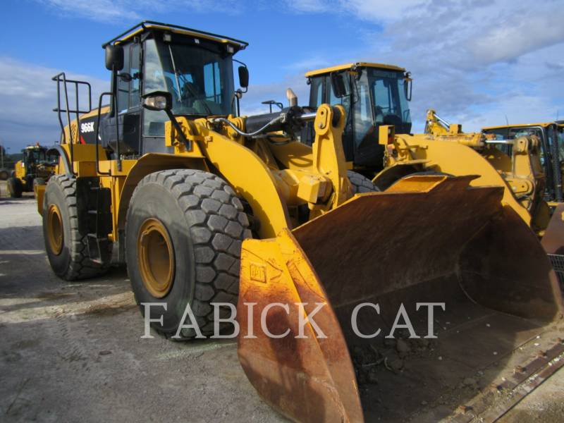 Caterpillar ÎNCĂRCĂTOARE PE ROŢI/PORTSCULE INTEGRATE 966K equipment  photo 1