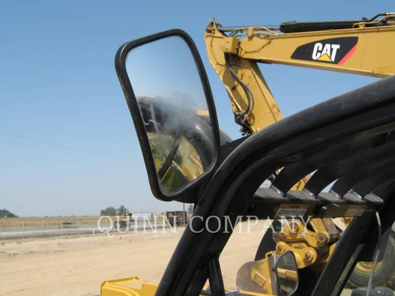 CATERPILLAR TELEHANDLER TH255 equipment  photo 7