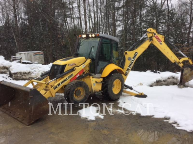 NEW HOLLAND LTD. RETROEXCAVADORAS CARGADORAS B95B equipment  photo 1