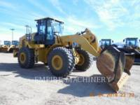 CATERPILLAR RADLADER/INDUSTRIE-RADLADER 950GC equipment  photo 1