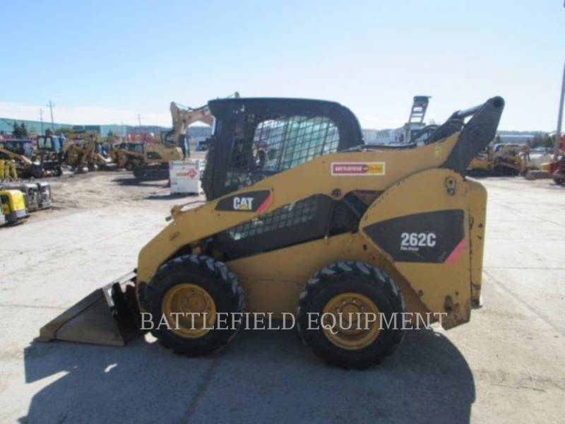 CATERPILLAR SKID STEER LOADERS 262C equipment  photo 7
