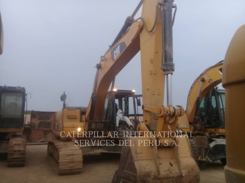 CATERPILLAR トラック油圧ショベル 324 D L ME equipment  photo 1